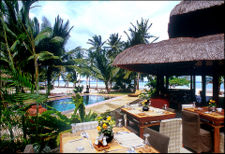View of For Ananyana Beach Resort